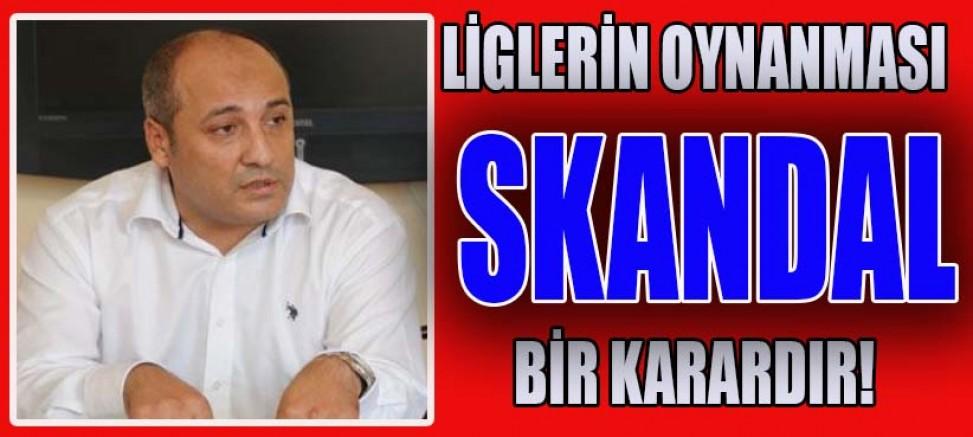 89 KULÜPTEN 70'İ OYNANMASIN DİYOR!