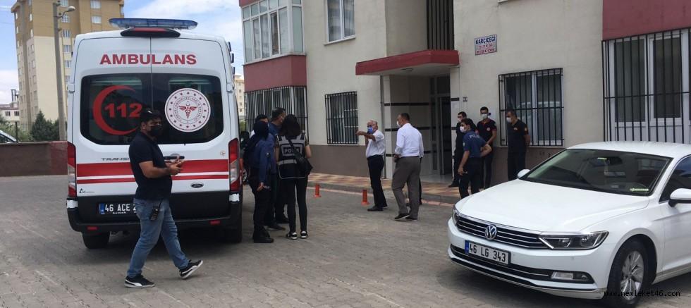 KAHRAMANMARAŞ'TA POLİS MEMURU İNTİHAR ETTİ