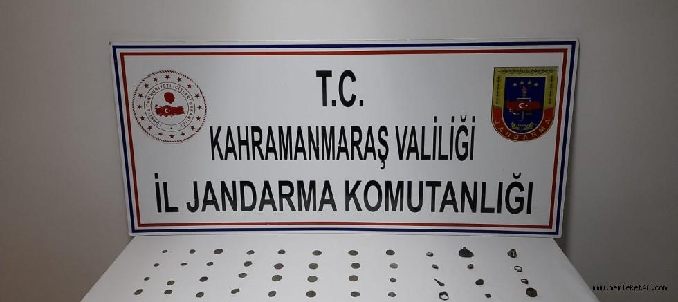 KAHRAMANMARAŞ'TA TARİHİ ESER OPERASYONU