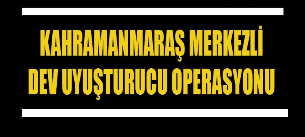 KAHRAMANMARAŞ VE GAZİANTEP'TE 6 KİŞİ GÖZALTINA ALINDI
