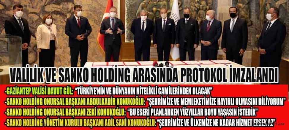 SANKO GAZİANTEP'E İKİ CAMİ DAHA YAPTIRACAK